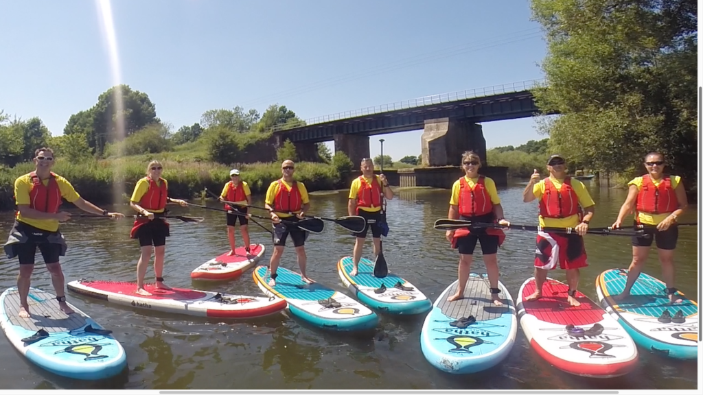 River Arun paddle board adventure